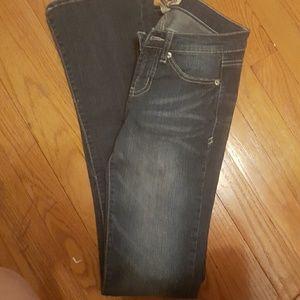 Nwot womens size 3 mudd jeans